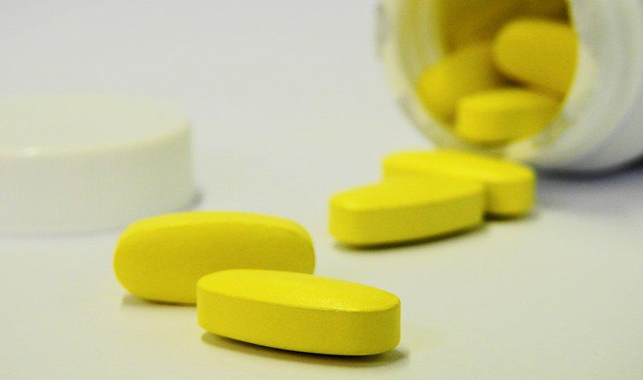 Витамины для кожи в таблетках