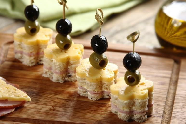 Сладкие канапе на шпажках рецепты с фотографиями