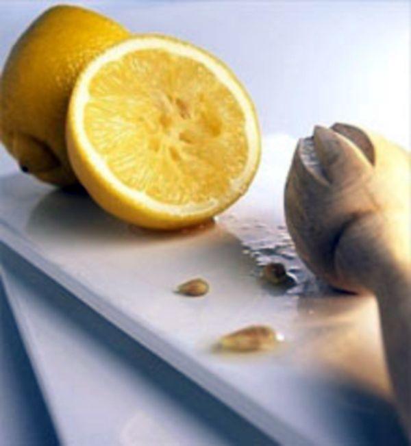 Корки лимона для похудения