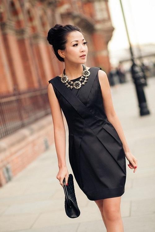 Правильное Черное Платье для дам 20+, 30+, 40+, 50+: самые удачные модели, 5 советов стилиста