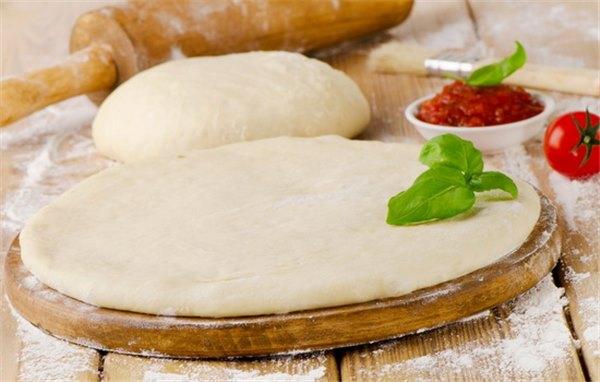 Вкусное тесто для пиццы – лучшие рецепты