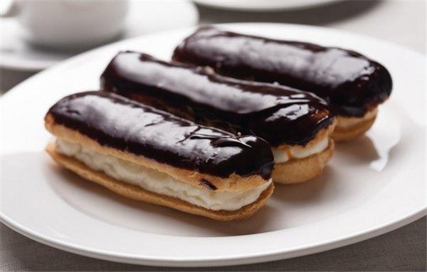 Эклеры в домашних условиях: рецепты изумительных пирожных