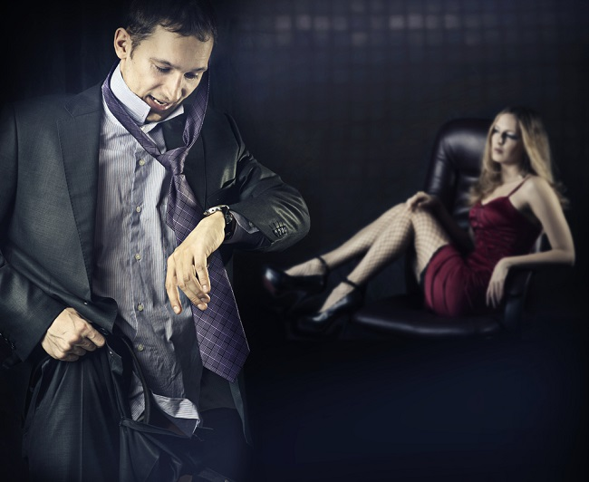 Почему не договорятся жена и любовница?