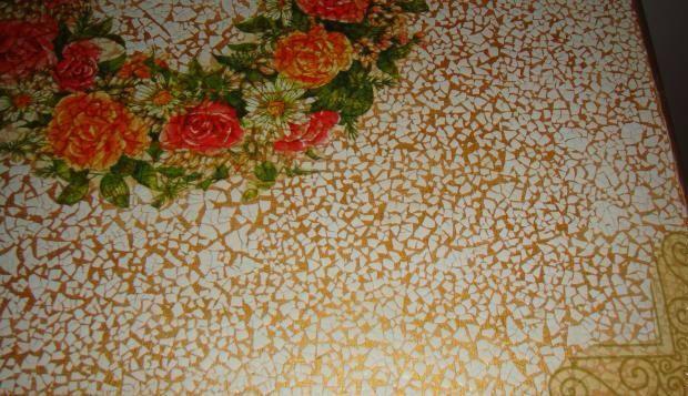 Декорируем стол яичной скорлупой: Мастер-класс