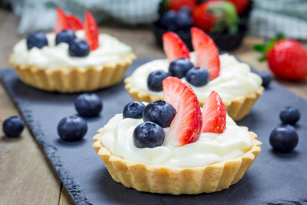 должны фруктовые пирожные рецепты с фото самой