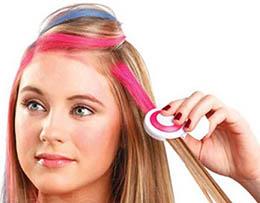Мелки для окрашивания волос. Что это и как пользоваться?