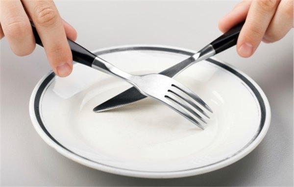 Голодная диета: быстрое похудение в короткие сроки