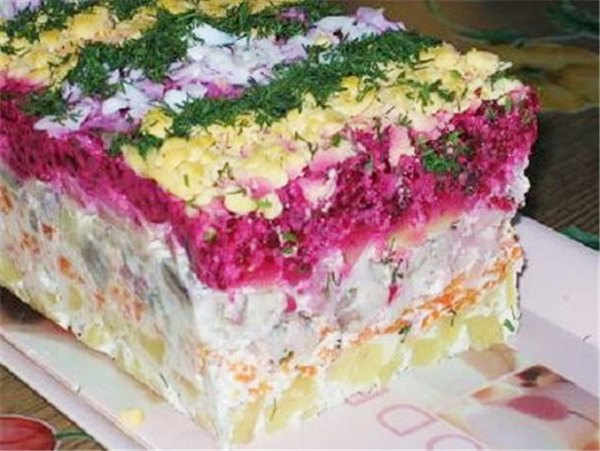 Салат шуба - лучшие рецепты