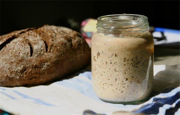 Закваска для хлеба – главный секрет вкусной деревенской выпечки