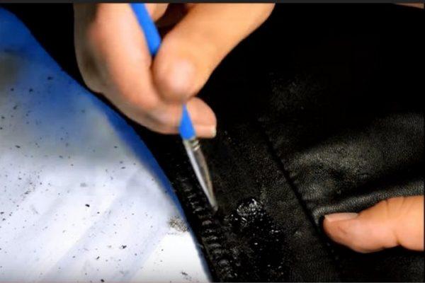 Как скрыть царапины на кожаных вещах: простой рецепт