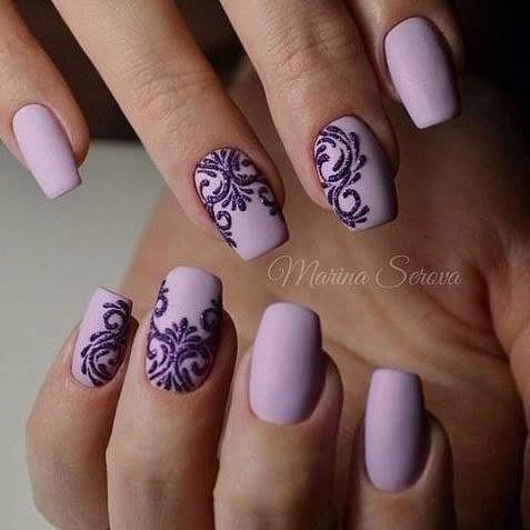 Бархатный маникюр: волшебство на ваших ногтях…