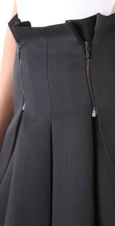 Необычные детали юбок меняют все&8230;
