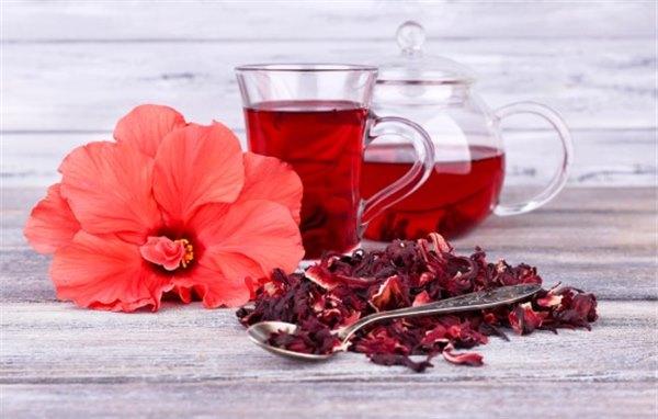 Каркаде – чай с полезными свойствами