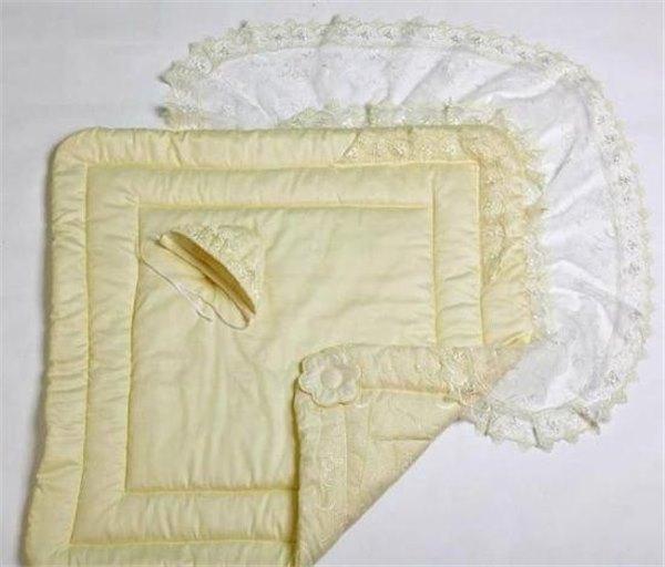 Детское одеяло своими руками: варианты
