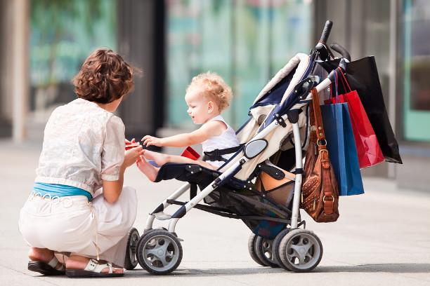 Как не сойти с ума, если пришлось идти в торговый центр с ребёнком