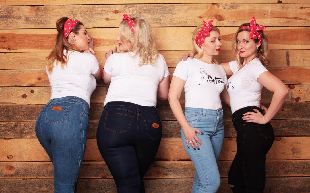 Правильно выбираем джинсы по фигуре