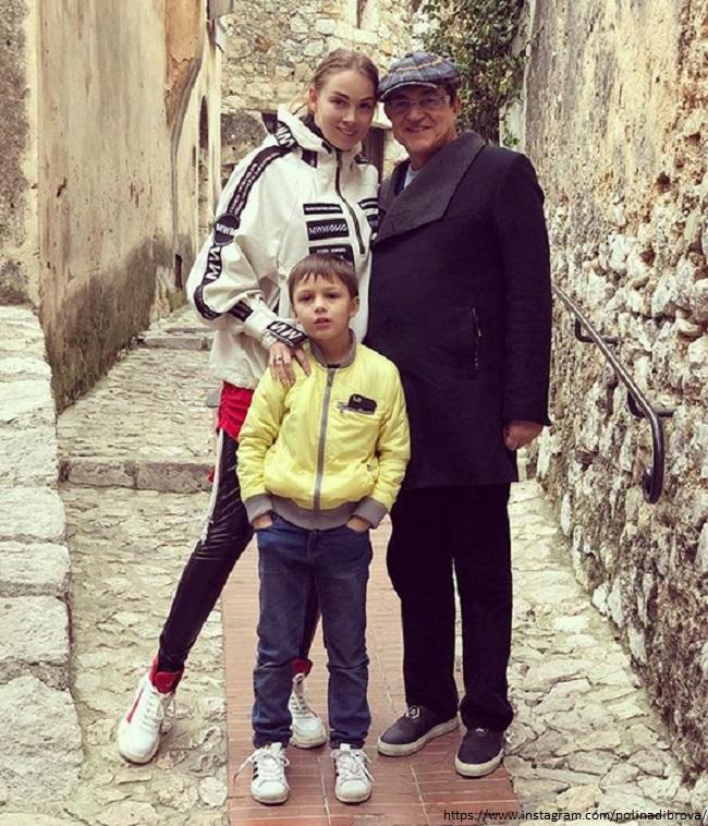 Жена Дмитрия Диброва рассказала, как он ее обхаживал