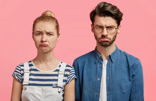 10 симптомов, которые ставят крест на отношениях