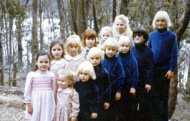 Как секта -Семья- разрушала жизни детей