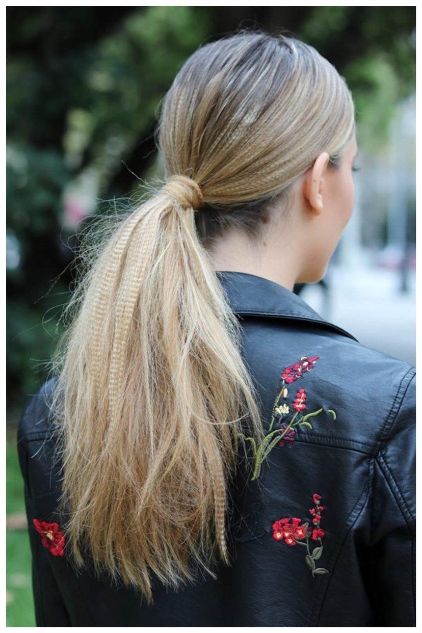18 стильных и легких причесок для длинных волос
