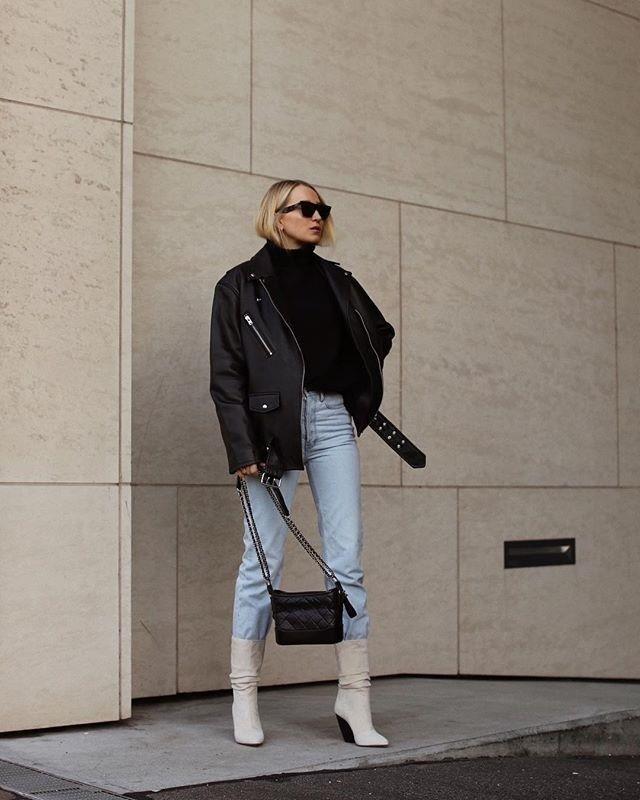 12 легких и стильных комбинаций с джинсами