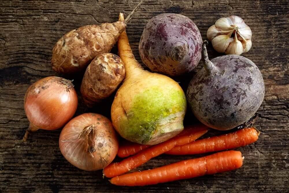 5 очень полезных корнеплодов