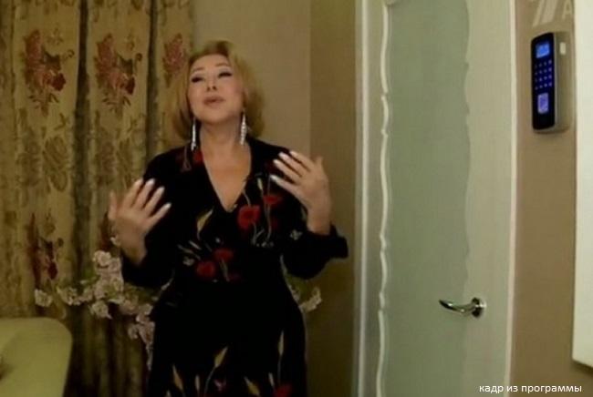 Любовь Успенская похвасталась своим особняком