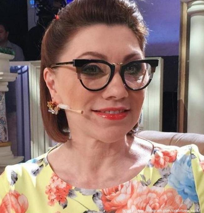 Роза Сябитова считает, что измены не повод для развода