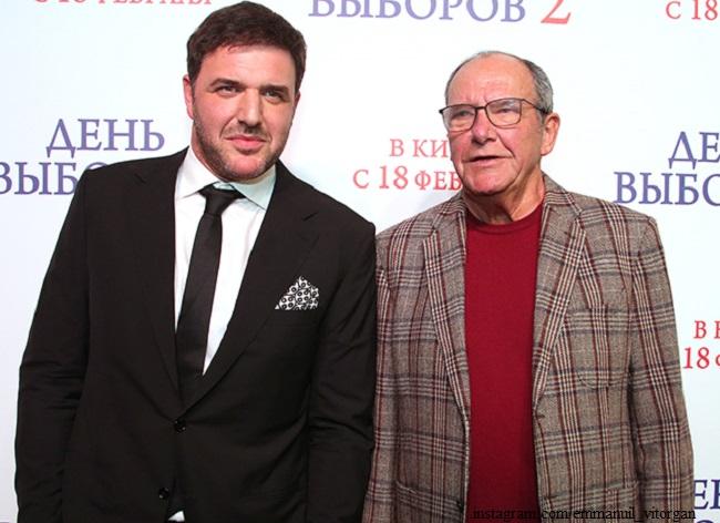 Эммануил Виторган впервые высказался о своей бывшей невестке - Ксении Собчак