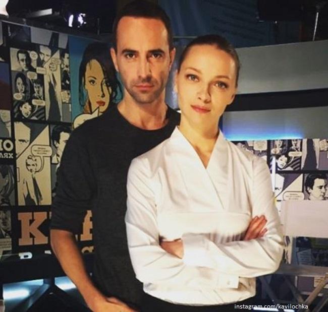 Екатерина Вилкова боится, что ей скоро придется брить бороду