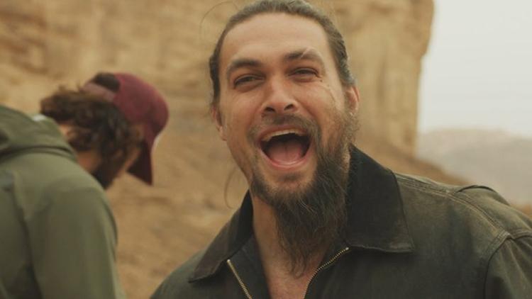 Пока, кхал Дрого: Джейсон Момоа сбрил бороду, и теперь его не узнать