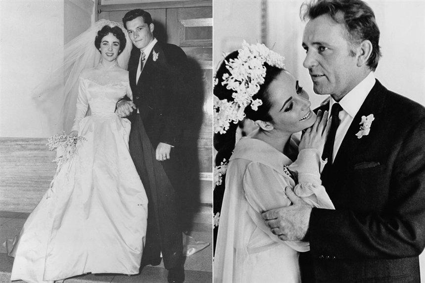 Свадебные платья 16 знаменитостей, вошедшие в историю