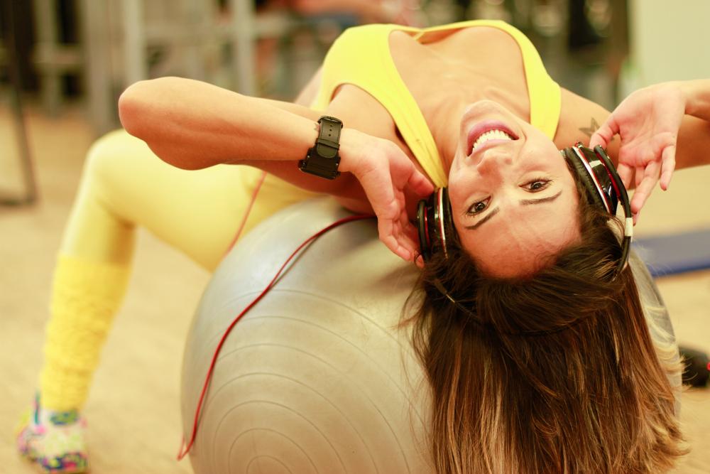 Какую музыку слушать чтобы похудеть