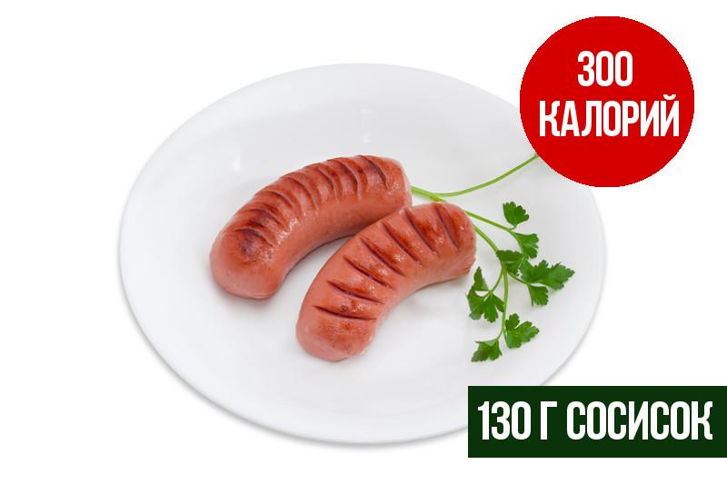 300 калорий в картинках. За сколько укусов ты их съедаешь?