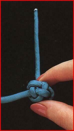 Мастерим китайские пуговицы своими руками ( 9 фото )