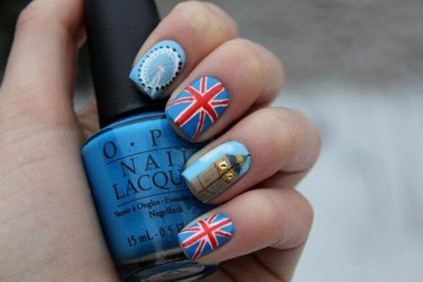 любите мечтать ногтях нарисован лондон фото подробно описывал ход