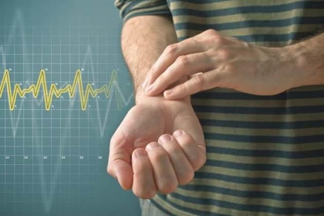 Высокий пульс: поможет массаж и холодная газировка ( 4 фото + 1 видео )