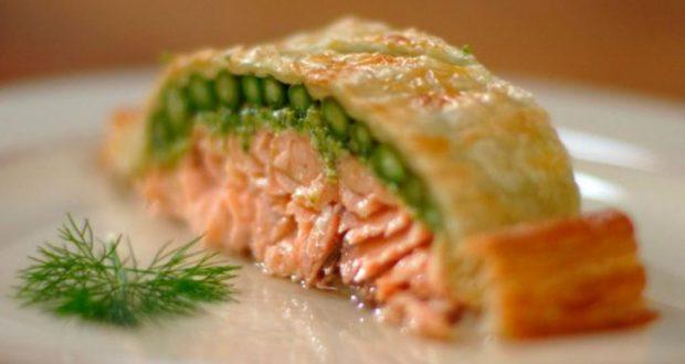Блюда из рыбы, рецепты простые и вкусные, печём и жарим