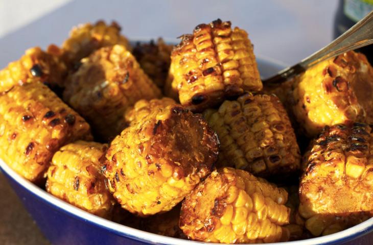 Овощи-гриль: хитрости грузинских поваров