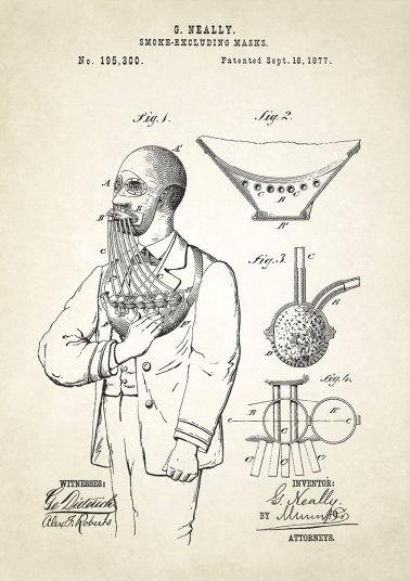Автомойка для женской груди! 20 самых странных изобретений прошлого