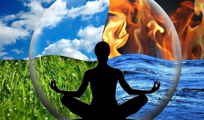 Какой дух в вас доминирует – Огня, Земли, Воздуха или Воды?