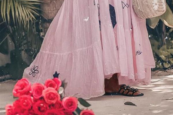 Модная новинка летнего сезона 2019 &8211; 10 нежнейших образов в пудровых оттенках