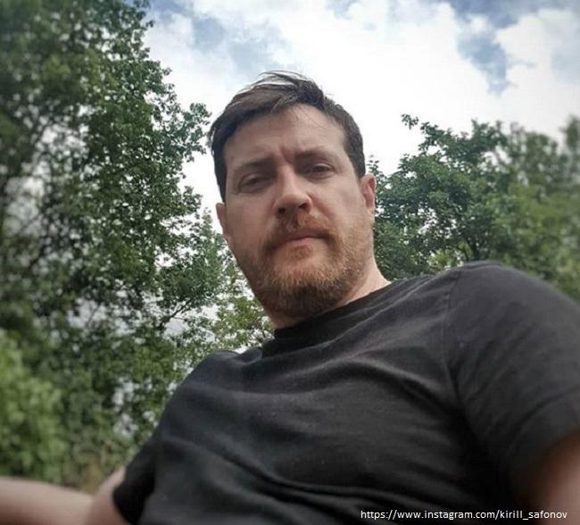 Кирилл Сафонов располнел в декретном отпуске