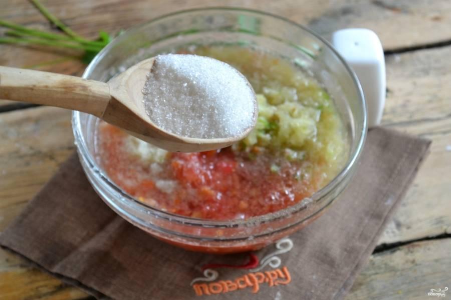 Аджика с хреном сырая — пошаговый рецепт