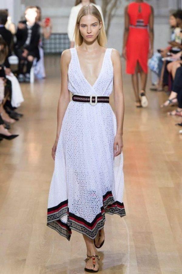 Самые обворожительные летние сарафаны — как их носят модницы. Часть первая ( 23 фото )