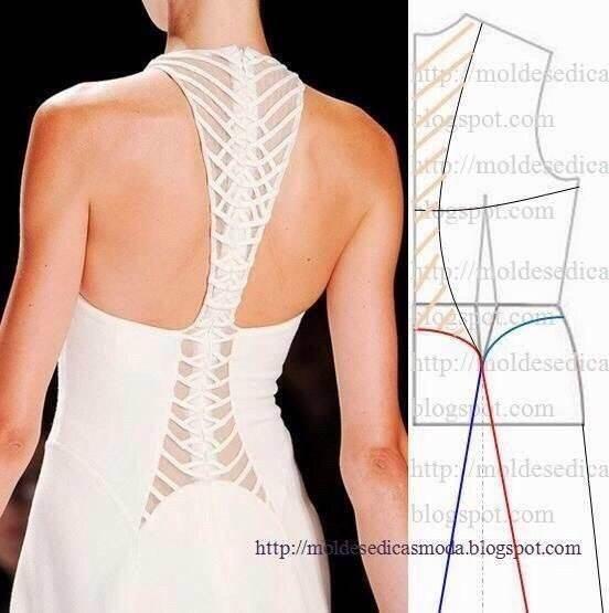 Моделирование оригинальной спинки: очень много вариантов ( 13 фото )