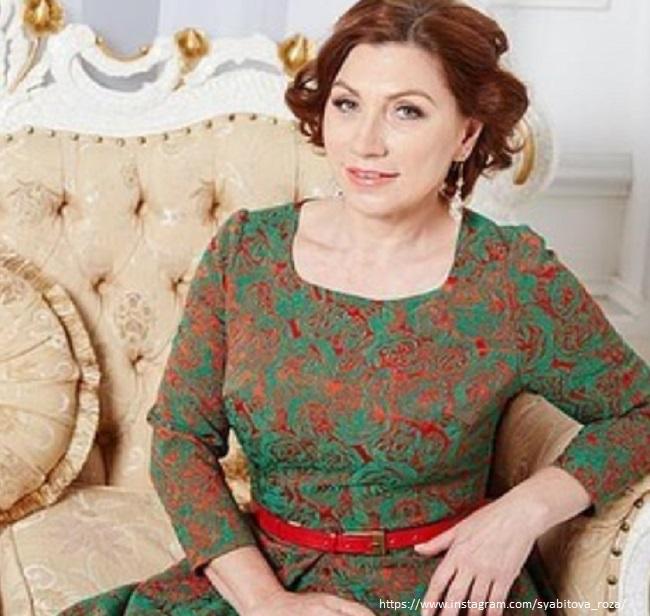 Роза Сябитова рассказала о трех правилах похудения