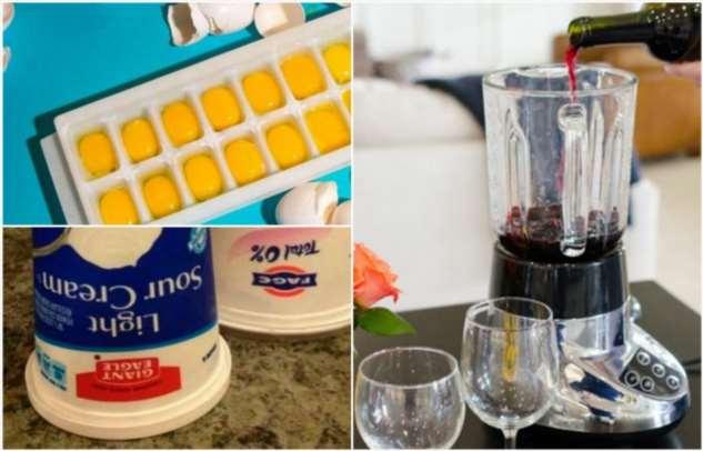 Советы, которые пригодятся на кухне