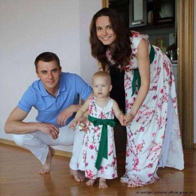кумиром оставался игорь петренко биография фото семья обращались