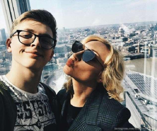 21-летний сын Кристины Орбакайте готовится к свадьбе?